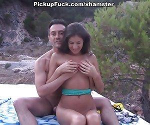 abuela y su hija follar y chupar negro!