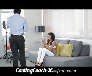 casting porno de puta tonta castingcouch-x