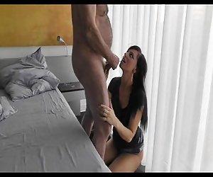 sexy morena hardcore anal