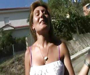 espaola español - video de sexo maduro