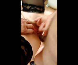 BDSM slave graham ashley encadenados y azotados por el maestro sado