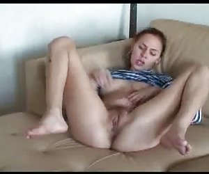 SoapyMassage sexy Cabecirrojo faye reagan bañera bj