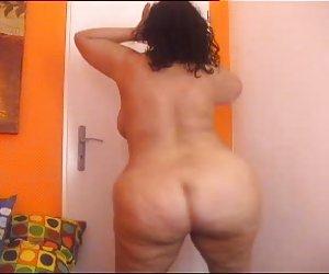 abuelita con saggy tetas squirting solas