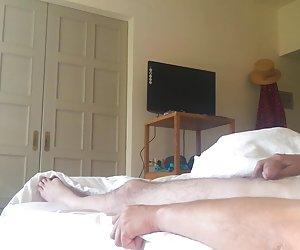 Rubia hermosa anal