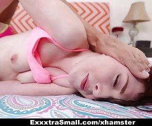 Audrey doble penetrada