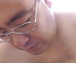 orgasmos hermosos chica asiática afeitada coño culo bonito haciendo
