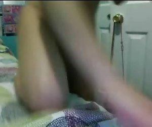 playa nudista - trío de lindas tetas