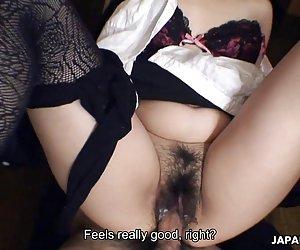 chica con clítoris grande es sexo