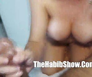 chica increíble en webcam con culo perfecto