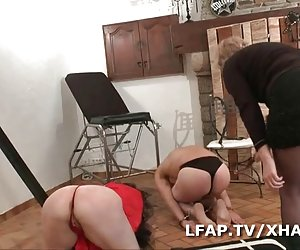Sexo madura esposa China