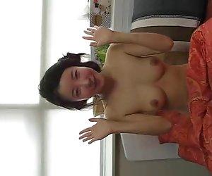 Upskirt de culito caliente atrapado en público