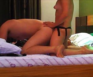 sexo baño