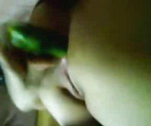 Papa - big breasted milf obtiene teta jodido