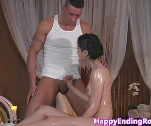 sexy madura en lencería