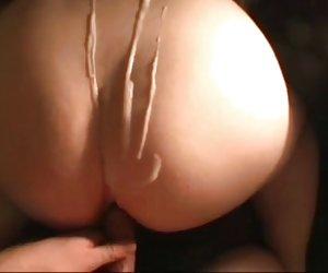 Deportiva francesa milf anal golpeado y doble vaginal conectado