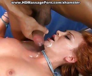 Rachel es follada por un desconocido en hotel .en y hacia fuera